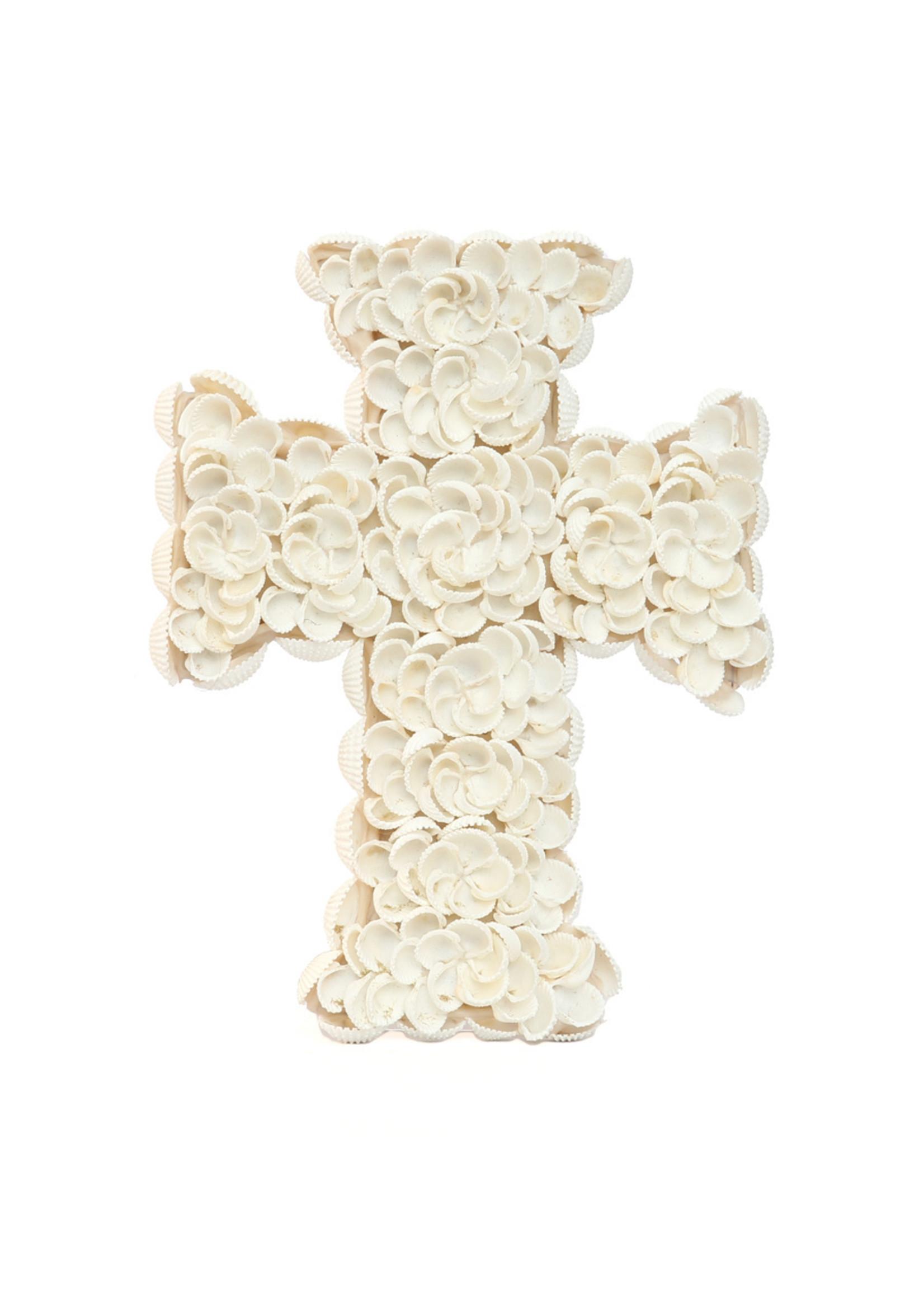 The Palawan Cross - White - S