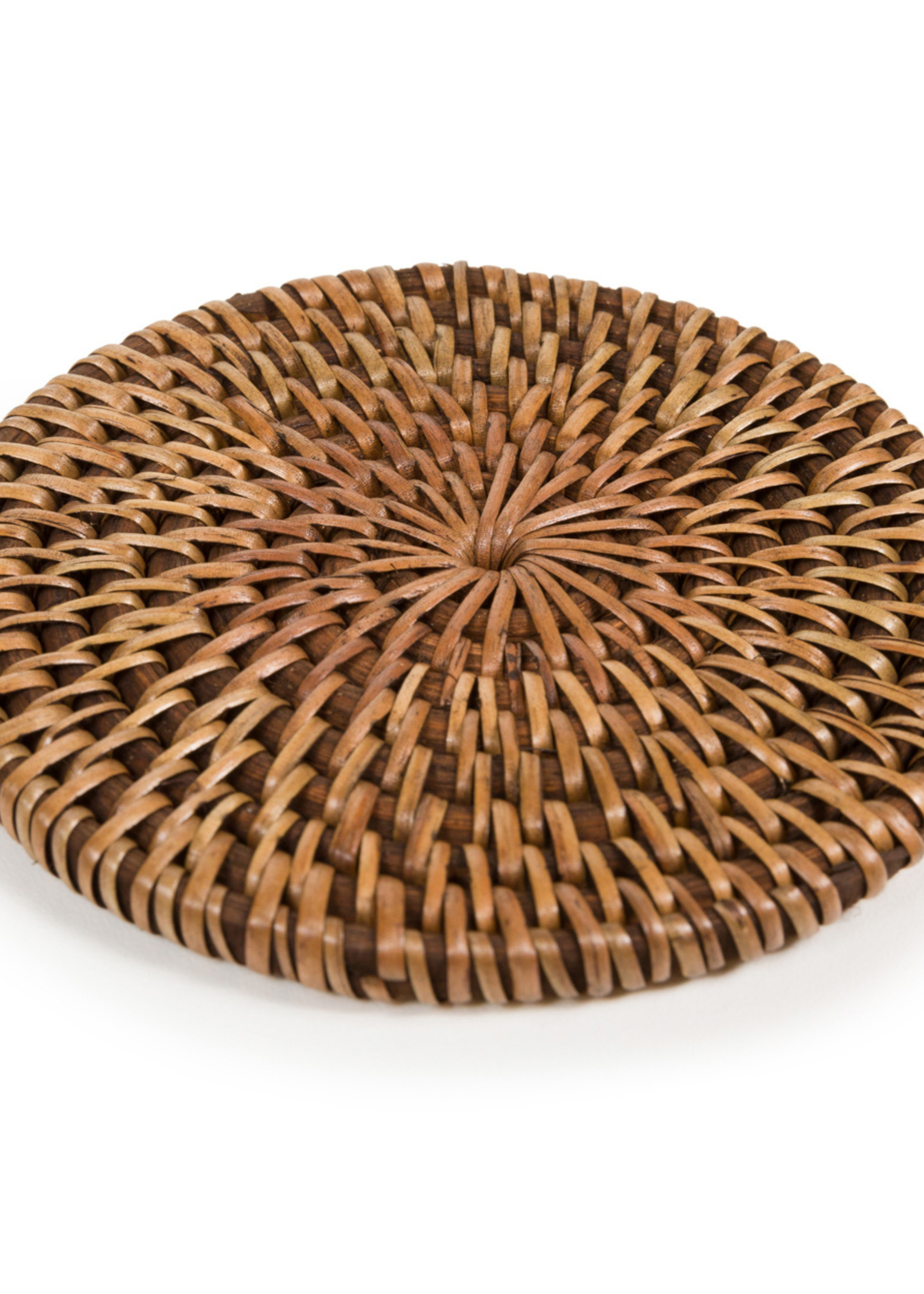 The Colonial Coaster - Natural Brown
