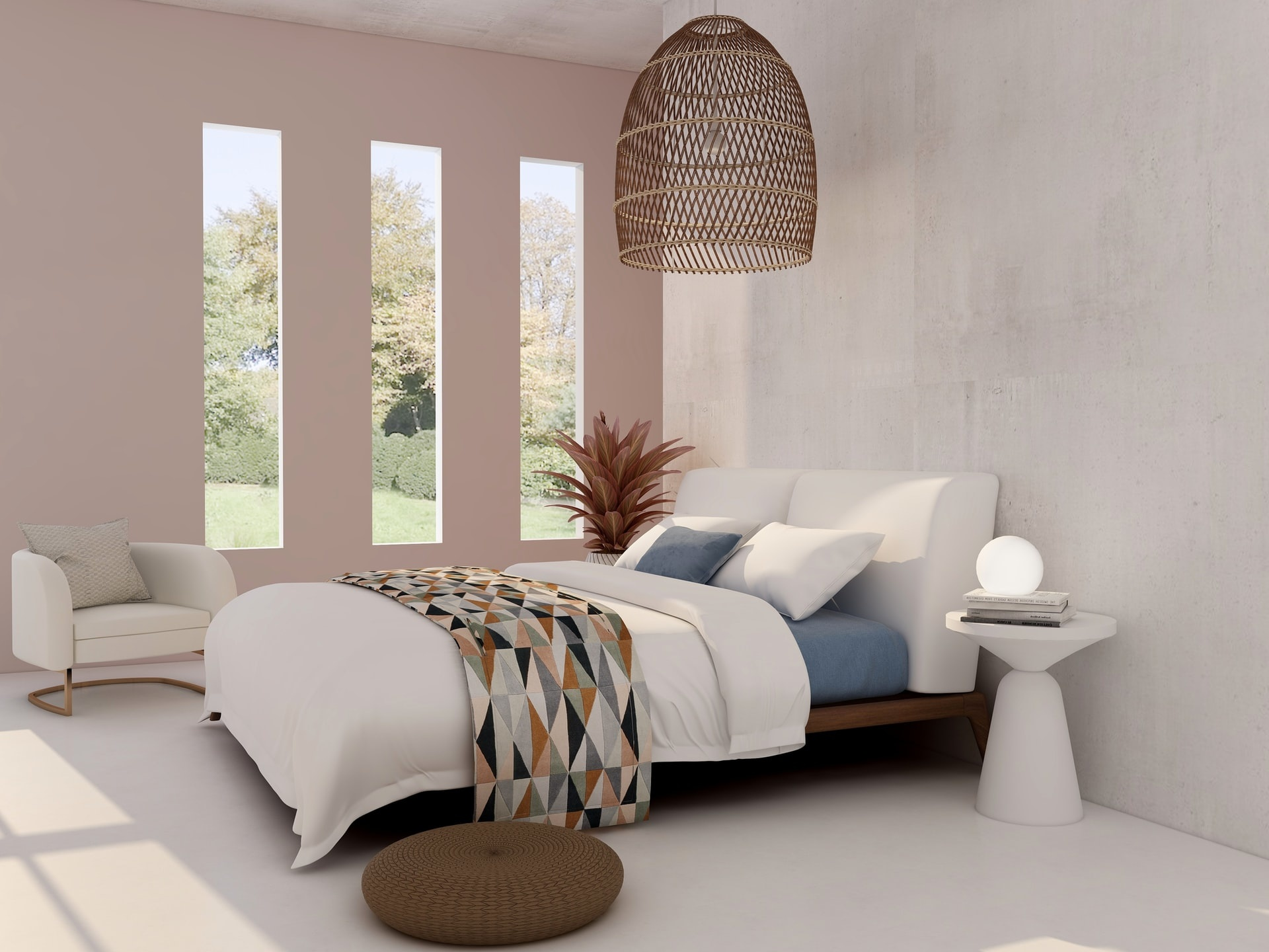 Boho Chic Bedrooms – 10 Examples