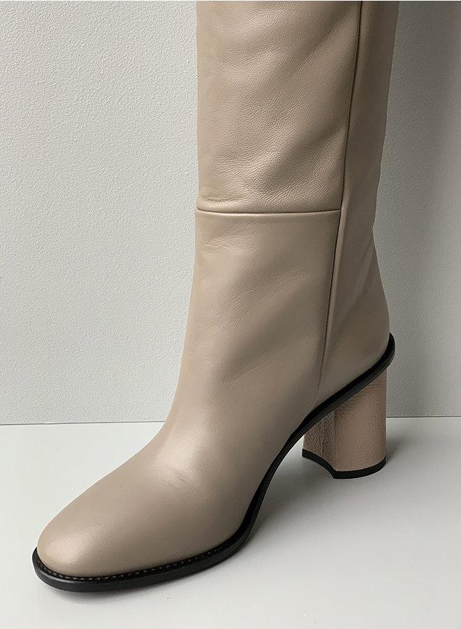 Calzature karma laars grijs