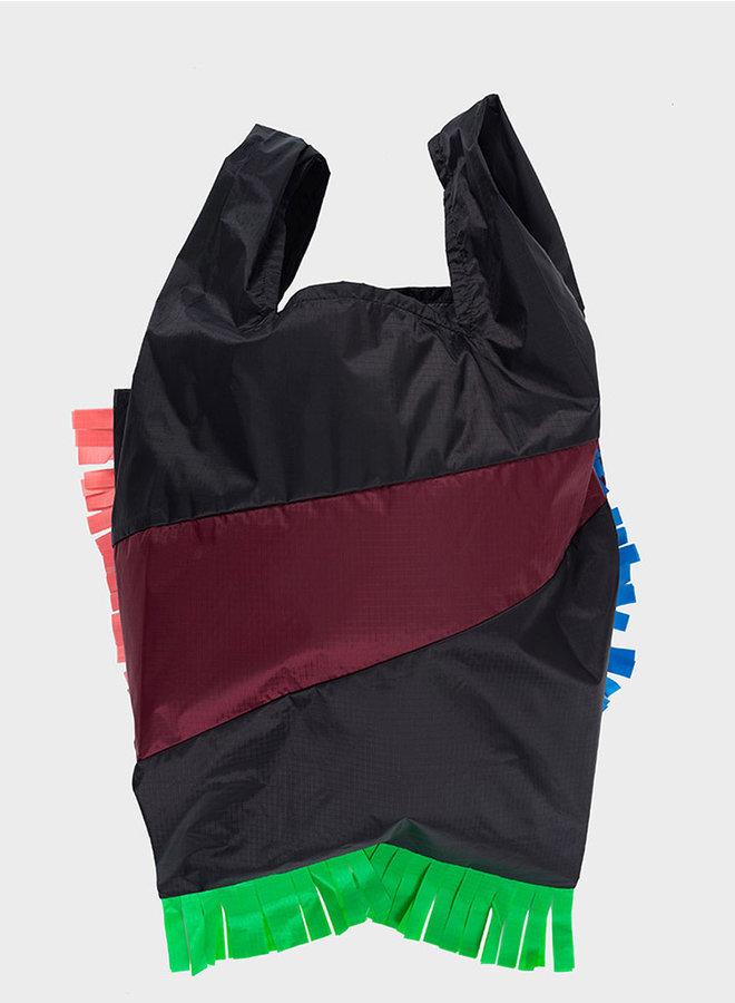 Shopping bag fringe L