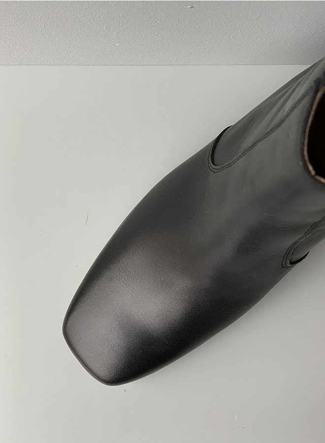 Luna ankle boot zwart