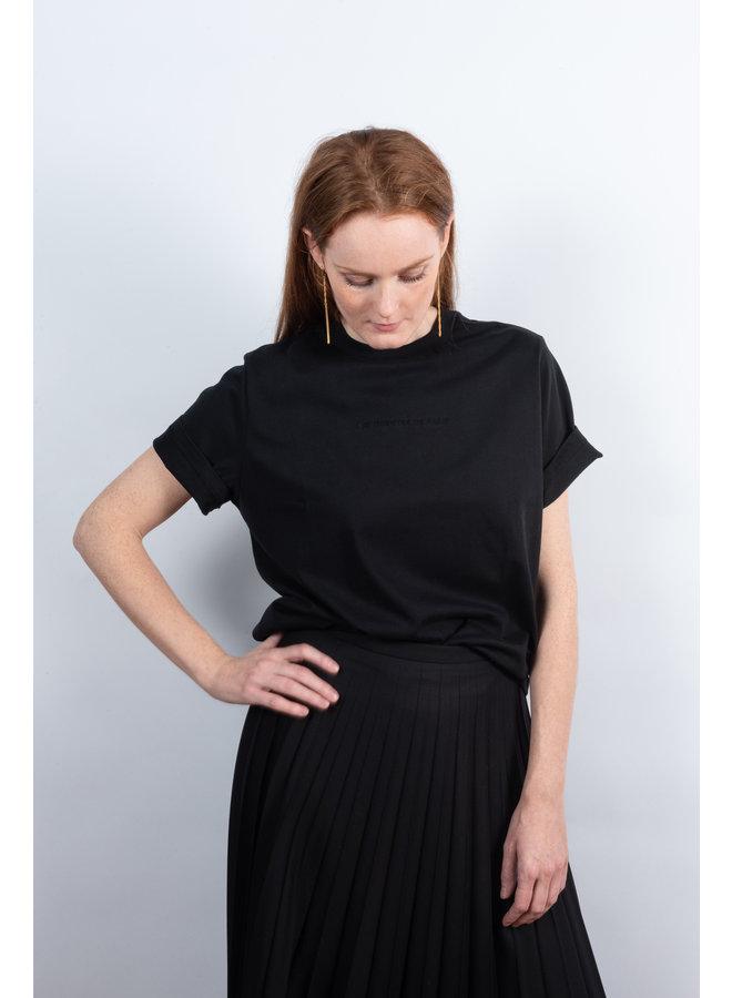 Lia t-shirt zwart