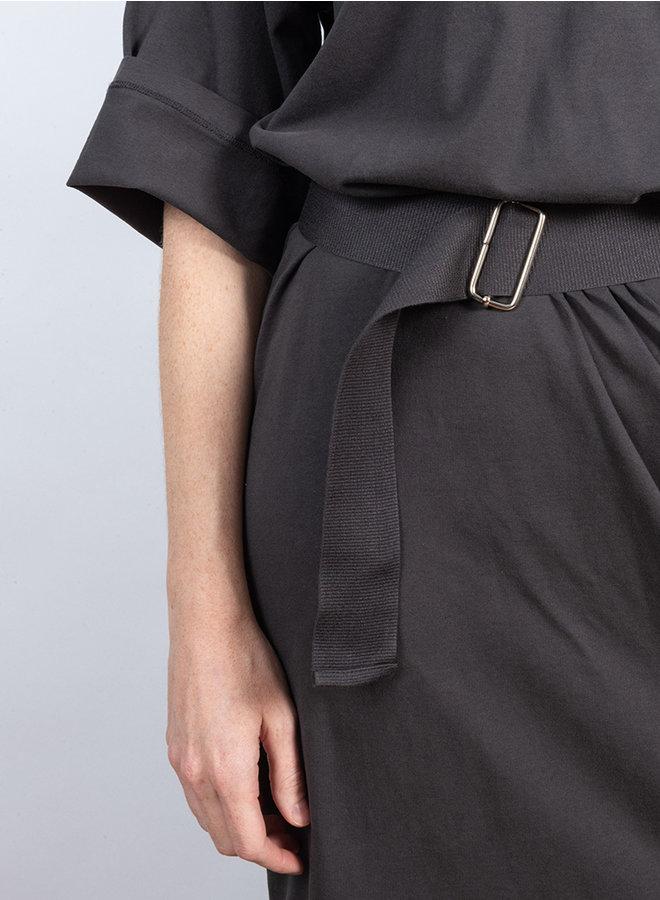 Casil jurk grijs