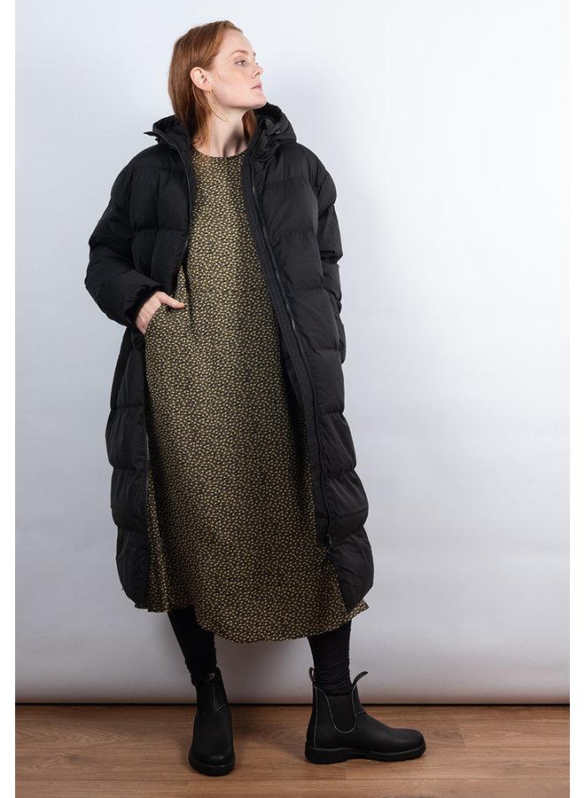 Rami dress zwart print