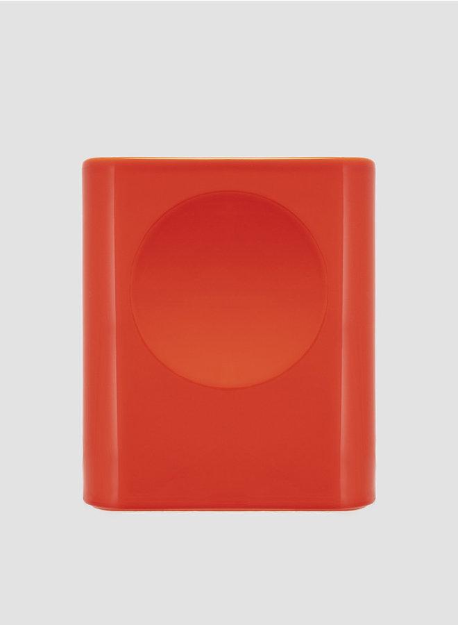 Signal lamp large oranje
