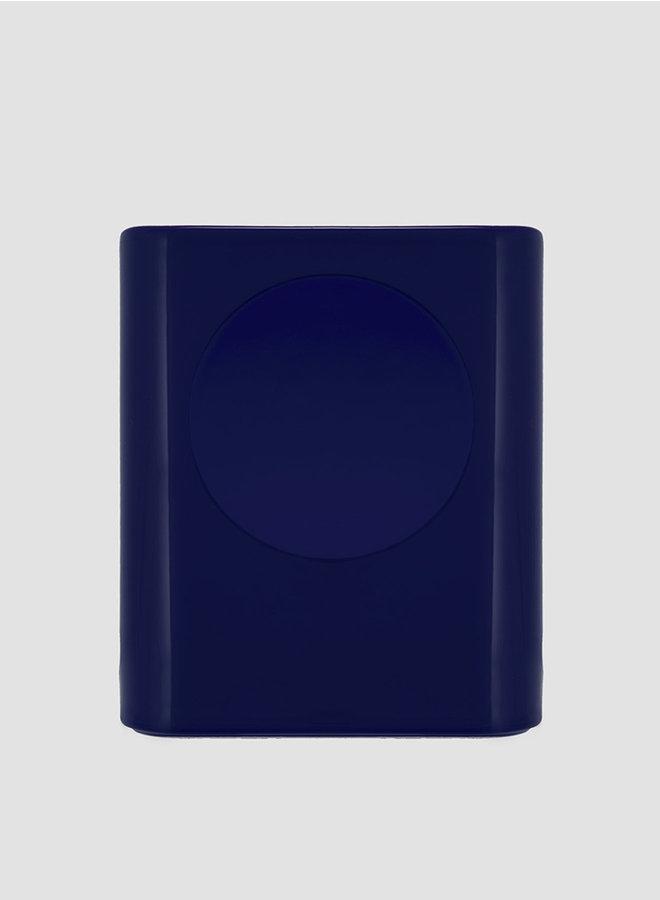 Signal lamp large blauw