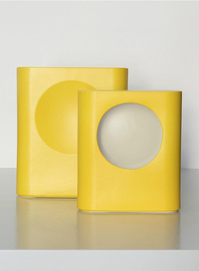 Signal lamp large geel