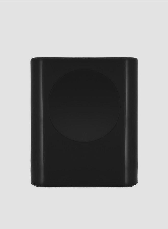 Signal lamp large zwart