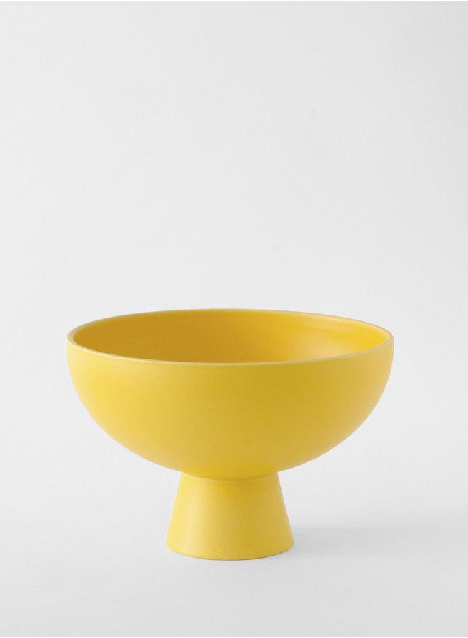 Bowl large geel