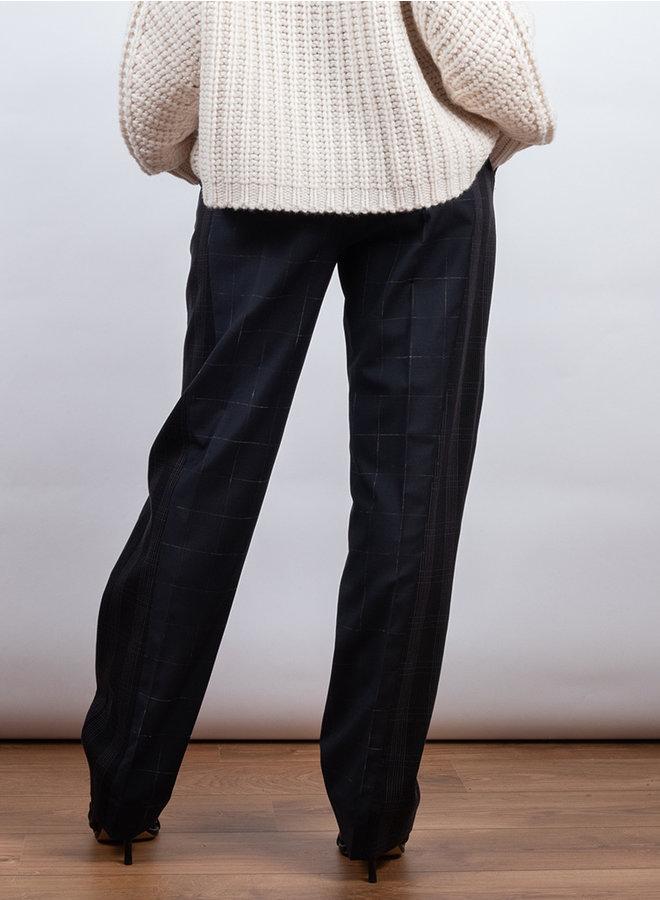 Passion trouser blauw streep