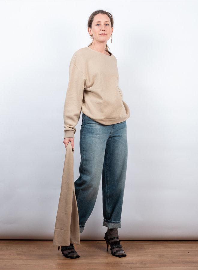 Dewi jeans vintage blauw