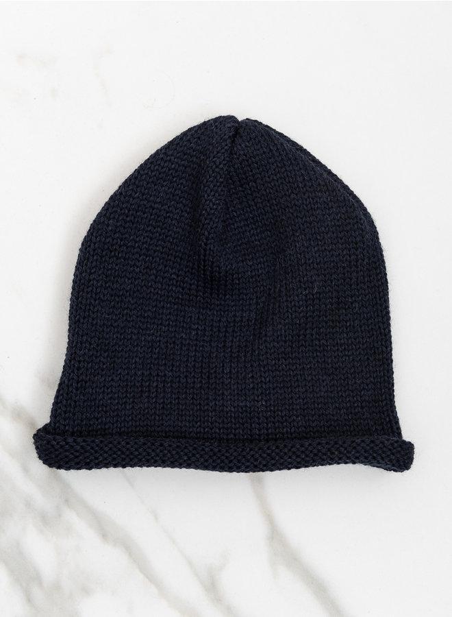 Explorer hat blauw