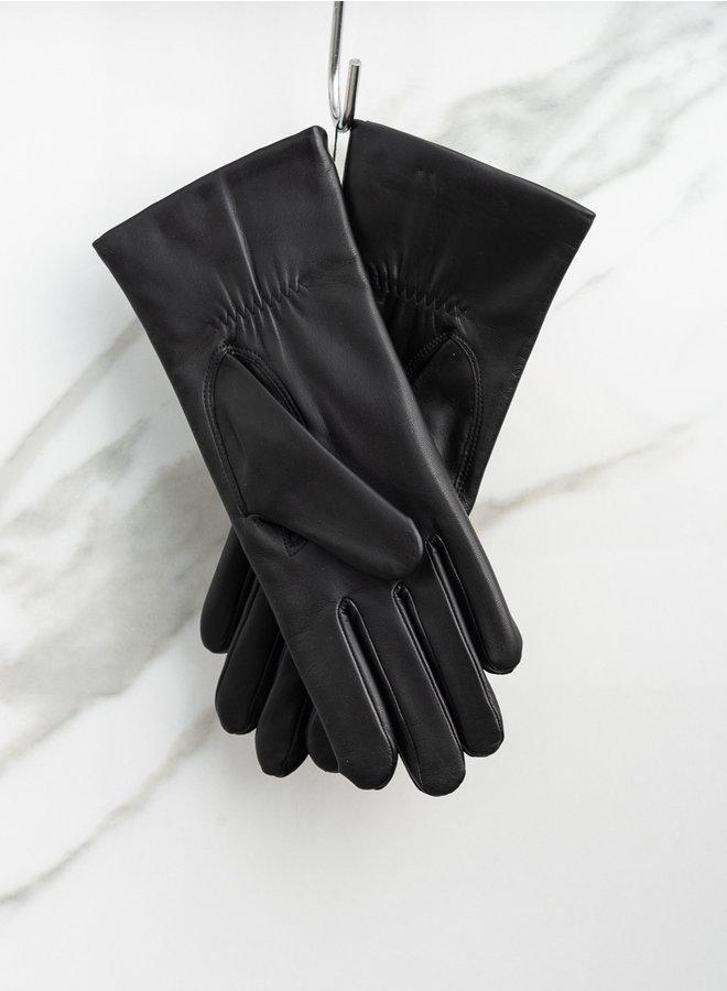 Elisabeth handschoen zwart