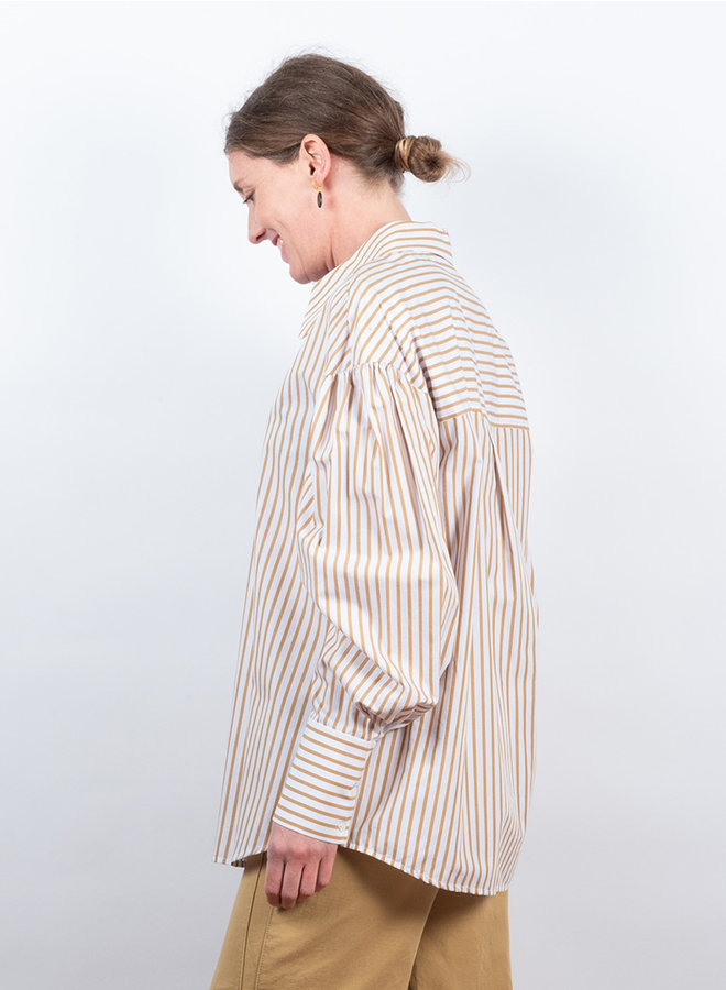 Pacha blouse streep