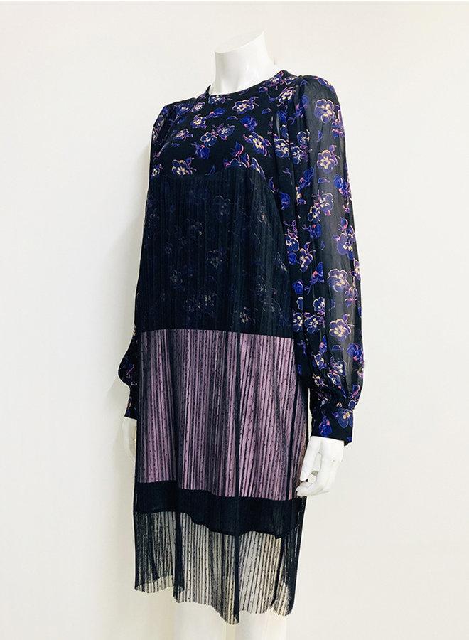 HCK-03  layered dress