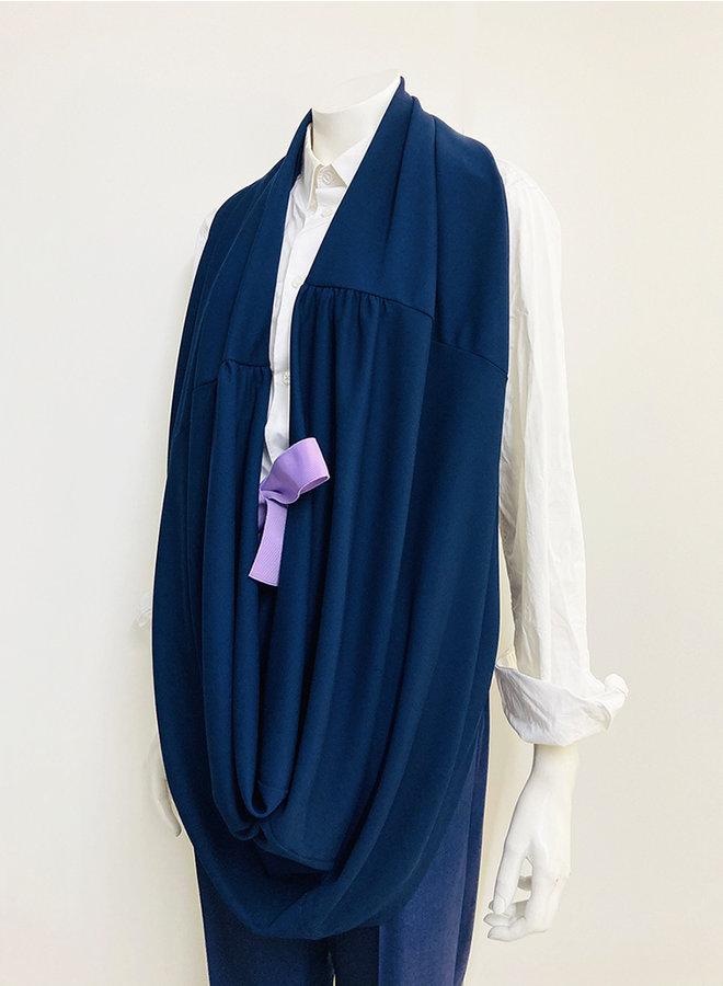 HCK-09 scarf gilet