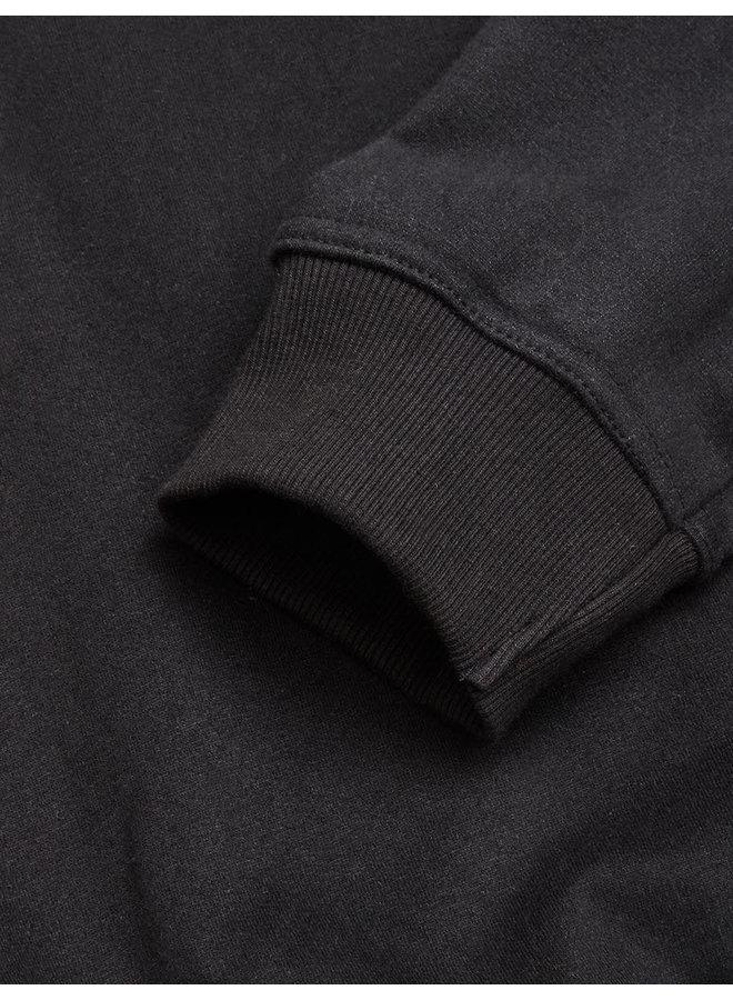 Calo de gene sweater zwart