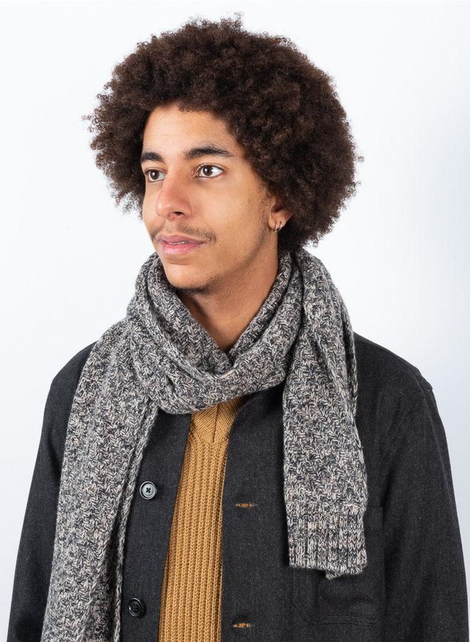 Arbury sjaal grijs