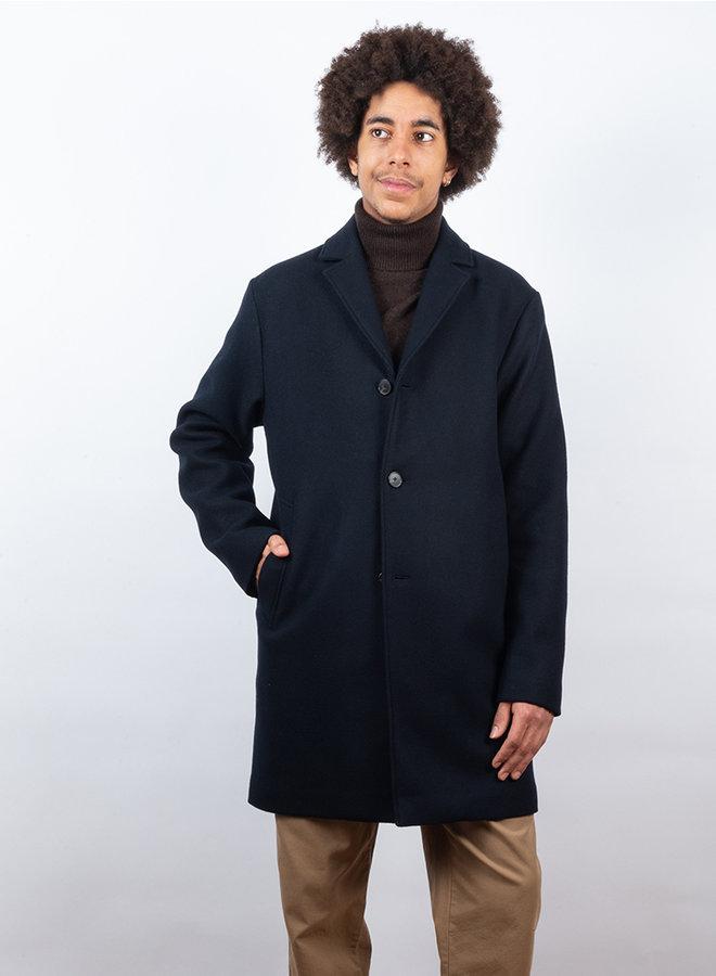Mola coat blauw