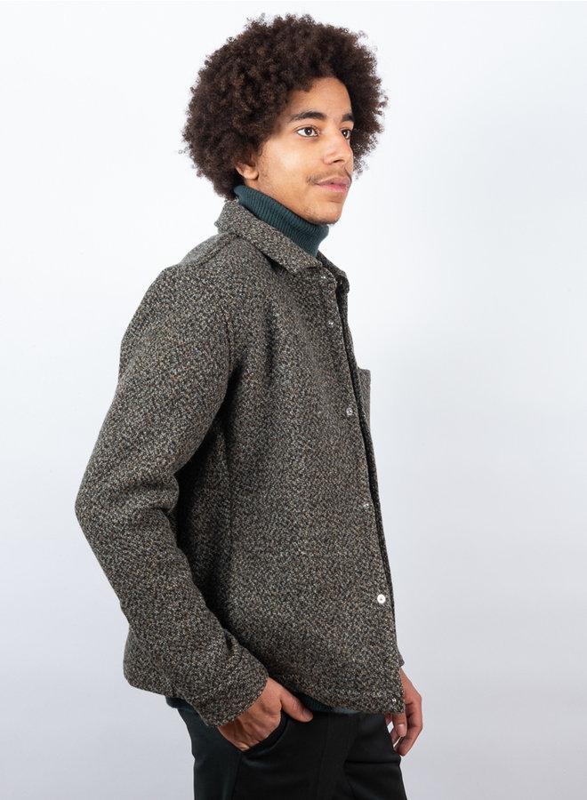 Orb jacket groen