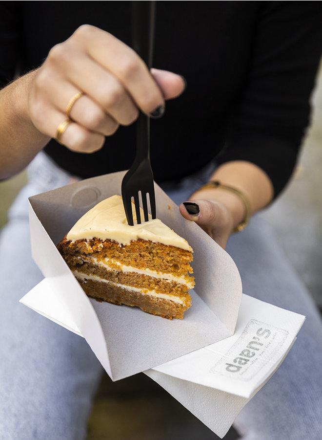 Carrot cake 1/2 - alleen afhalen