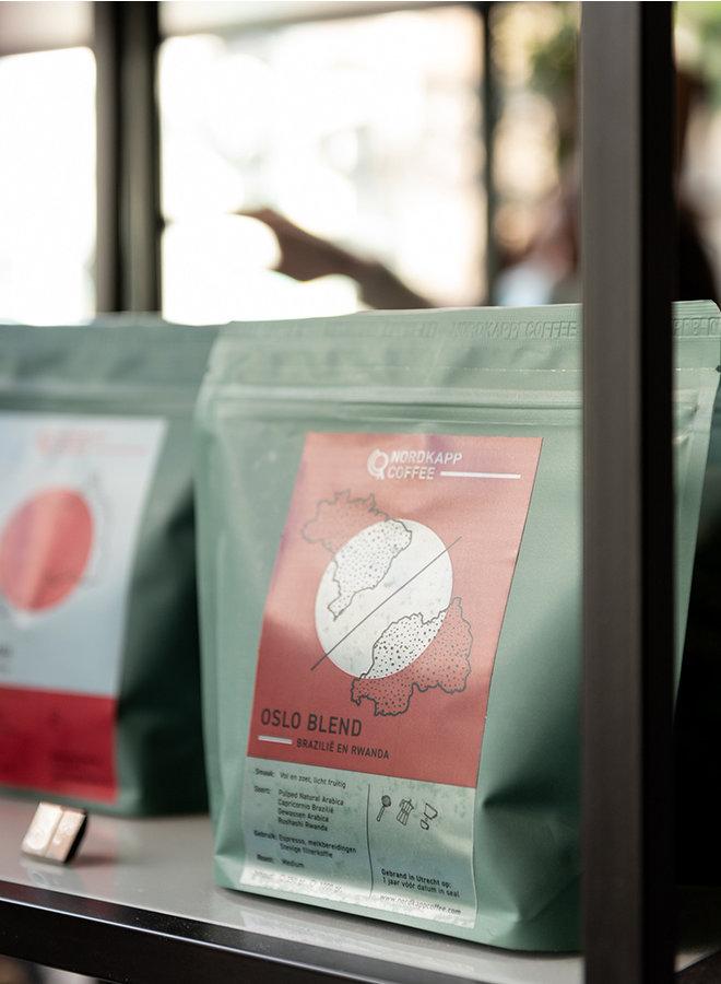 Nordkapp coffee Oslo blend