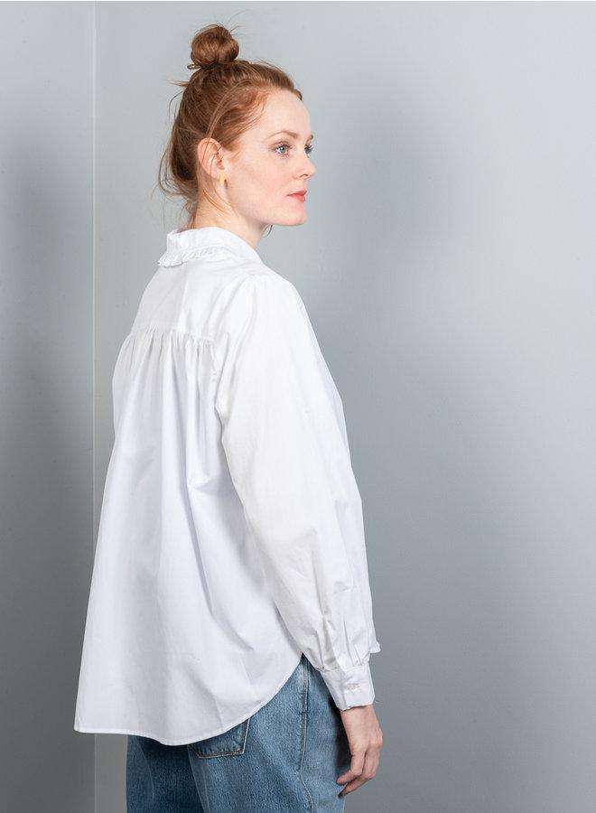 Rita blouse wit
