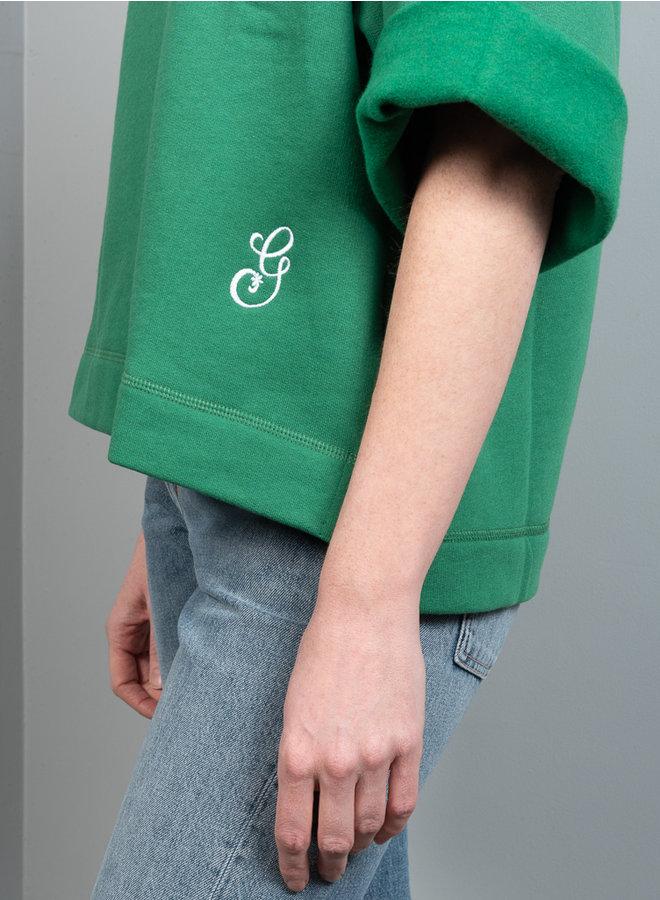 Kelly sweater T2763 groen
