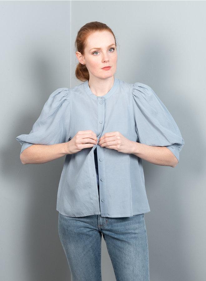 Mejse blouse licht blauw