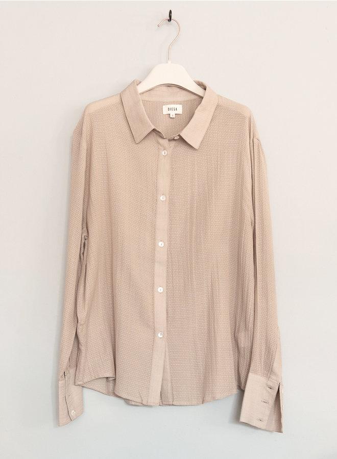 Coromba blouse nude