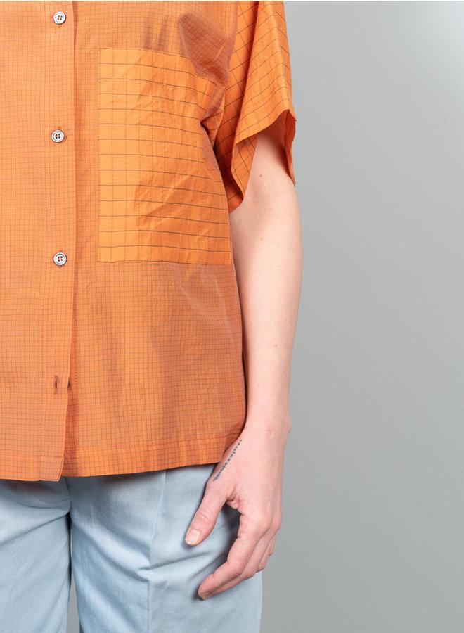 Qualifica shirt oranje dessin