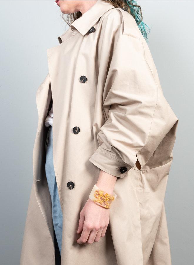 Anice coat beige