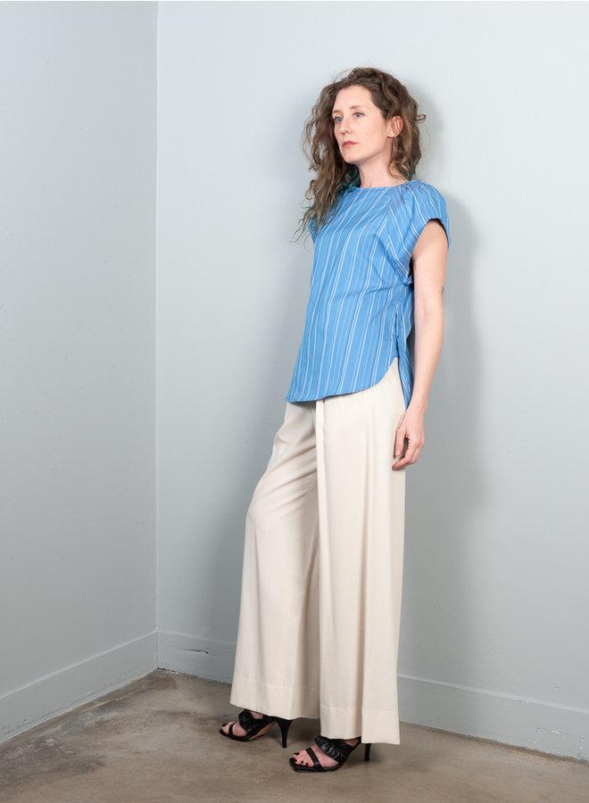 Bastoncino blauw streep