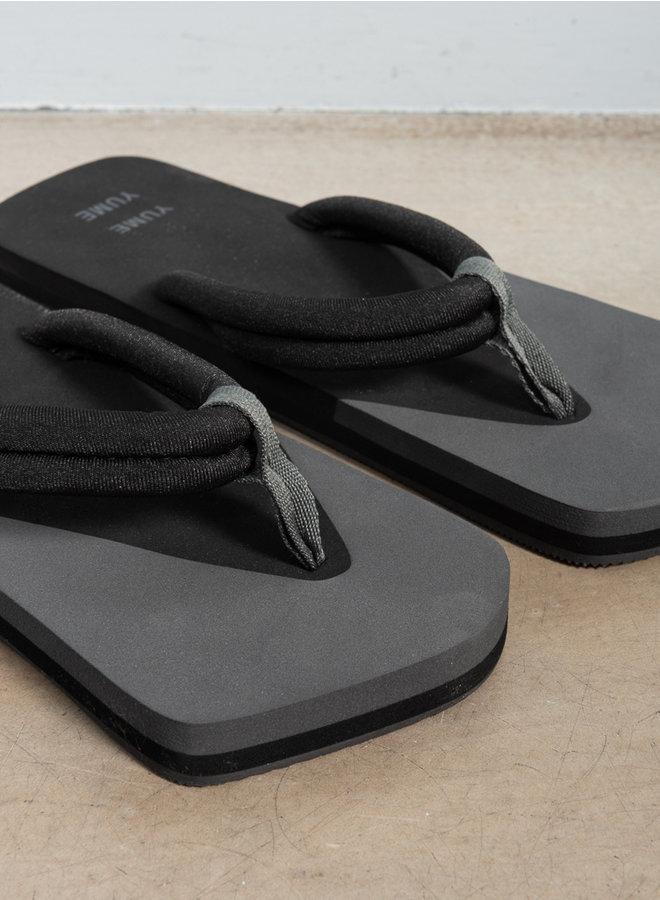 Xicy sandals asphalt/black