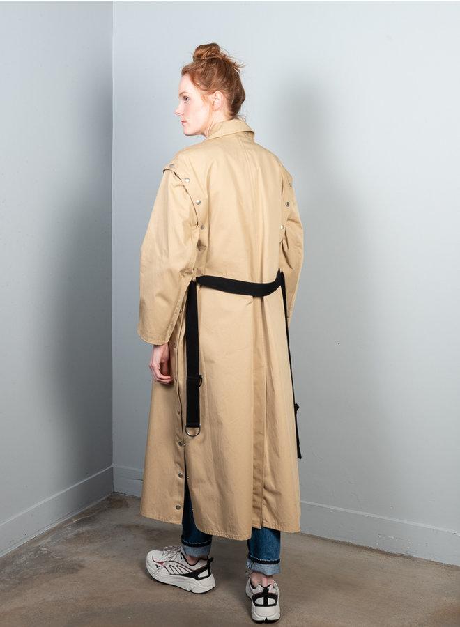 Server coat beige