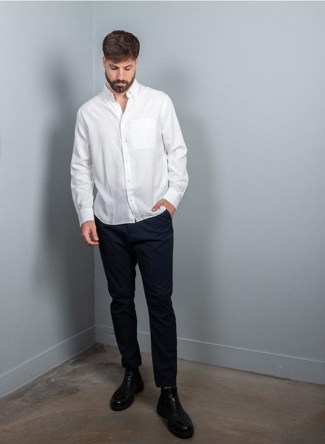 Kris suit trousers blauw ruit