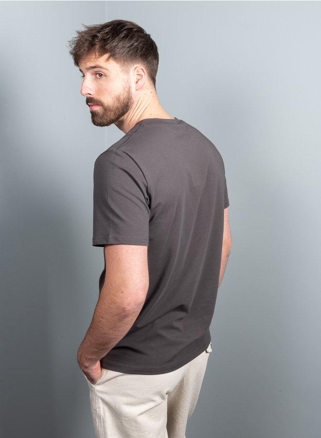 Lycra t-shirt taupe