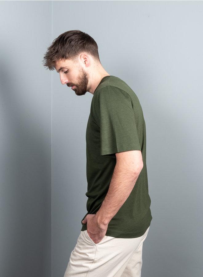Toke t-shirt groen