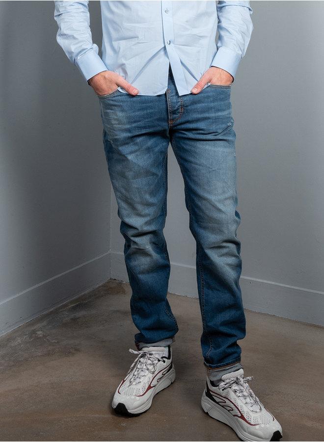 Vince barl light jeans blauw