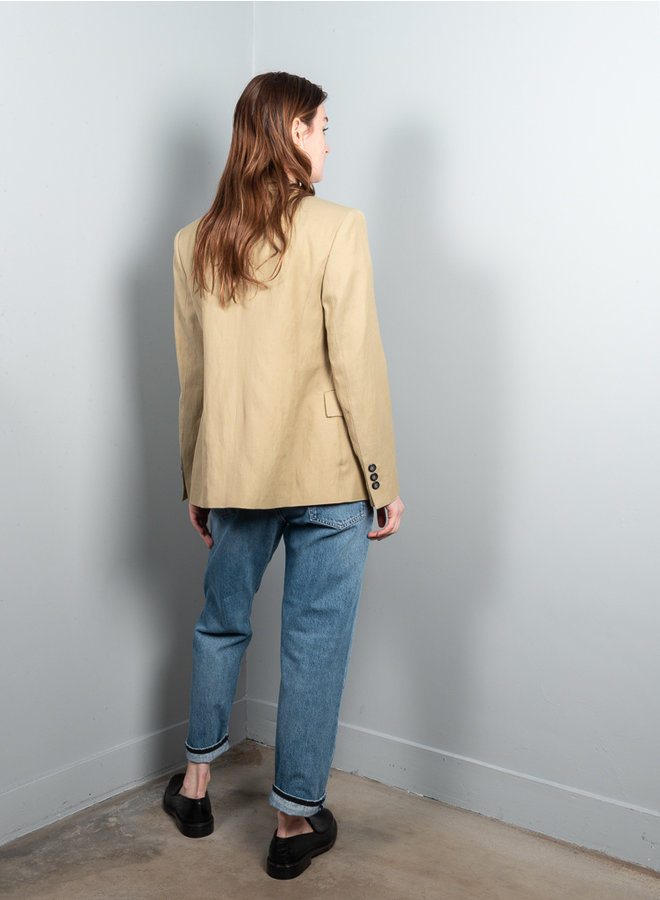 Yara blazer beige