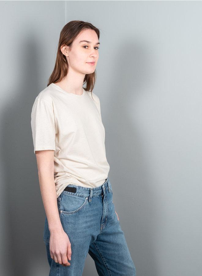 Dou t-shirt ivoor