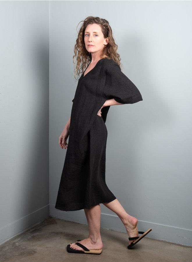 Roca jurk zwart
