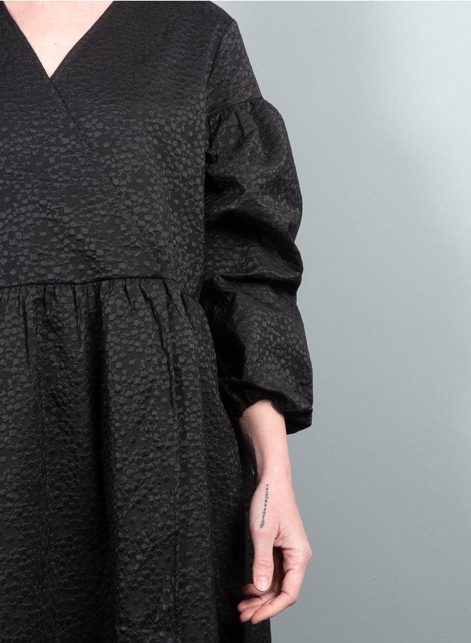Jolie jurk zwart