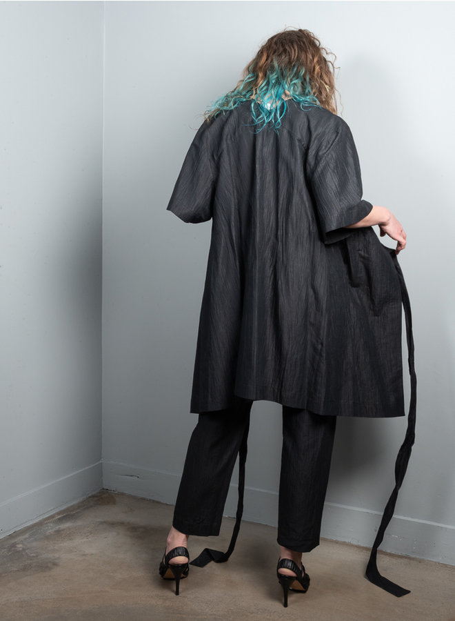 Gilda zwart jurk