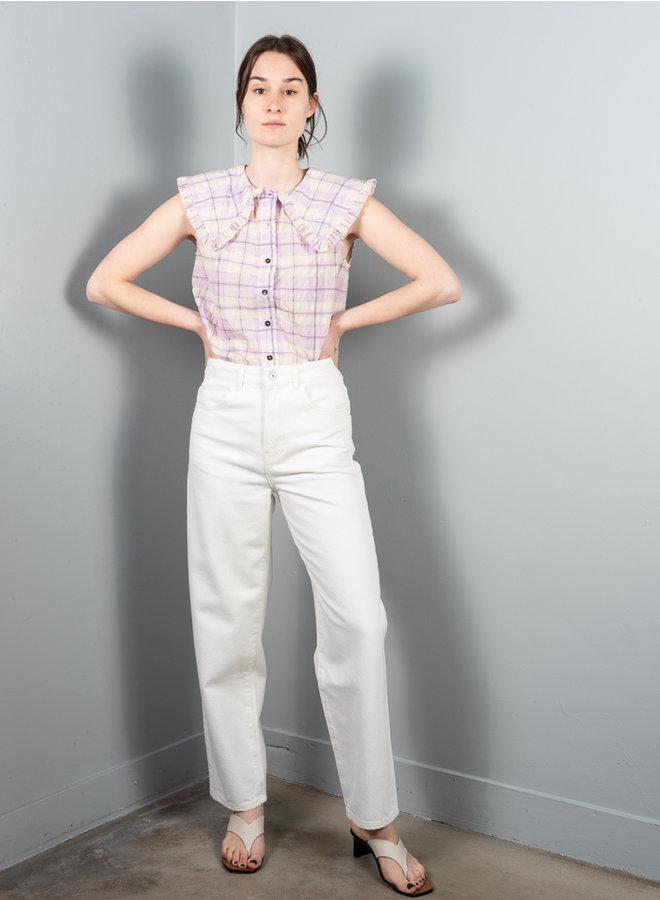 Dewi jeans wit