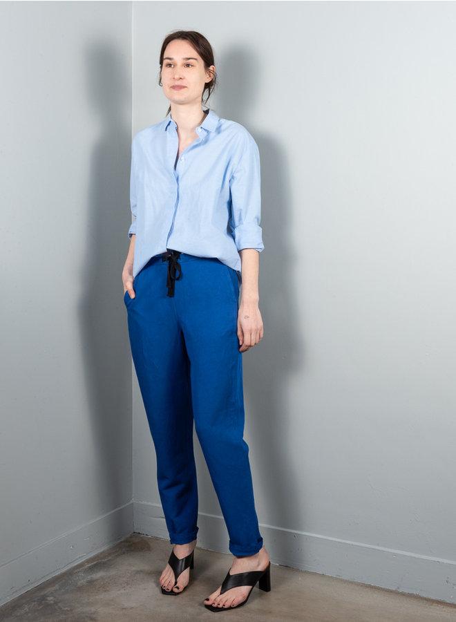 Vael broek blauw