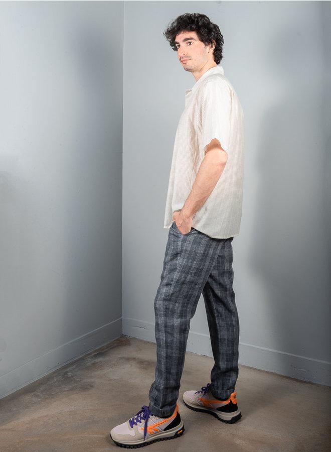 Huckford broek grijs