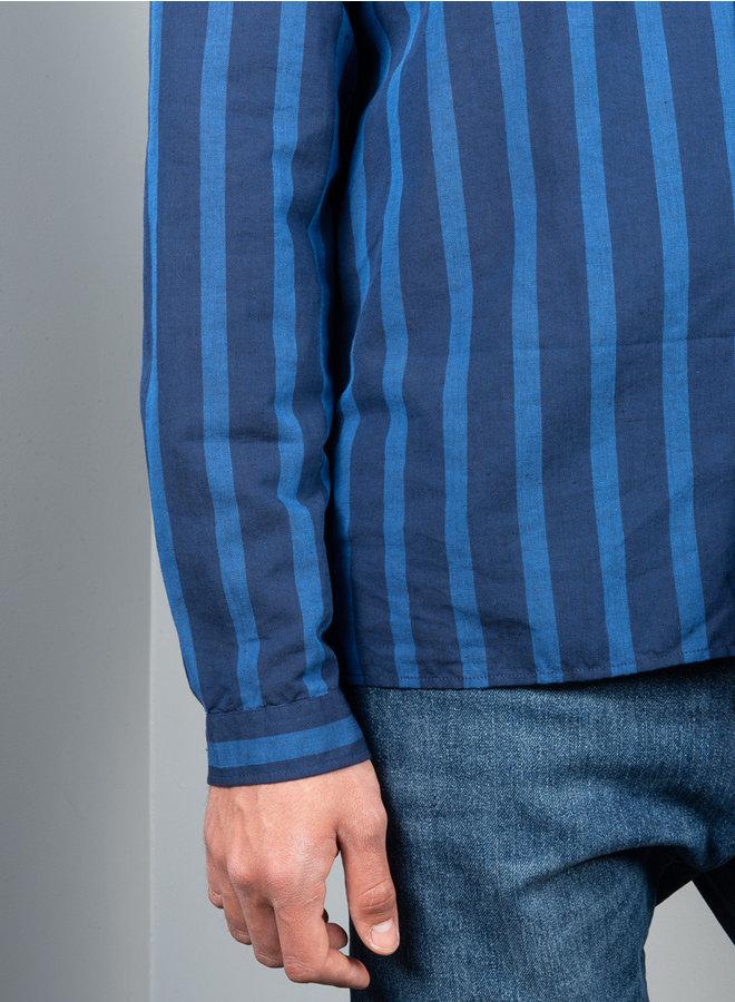 Buckden shirt blue
