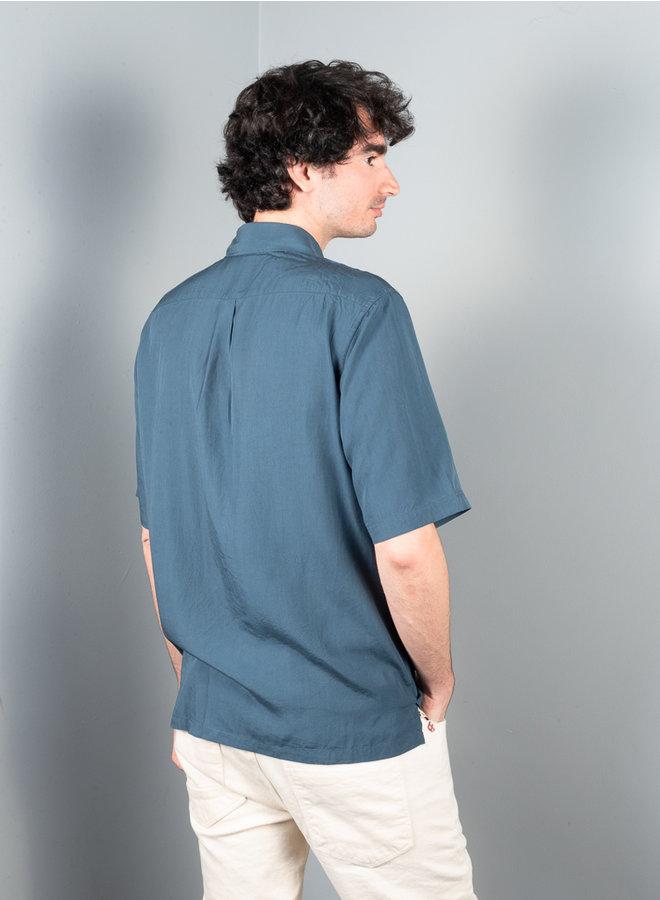 Taro shirt  blauw